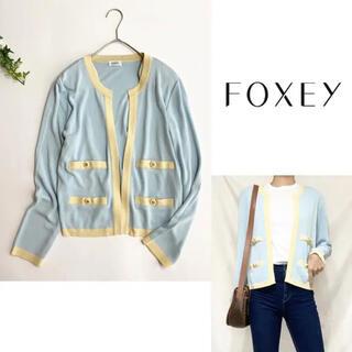 フォクシー(FOXEY)のFOXEY♡カーディガン(カーディガン)