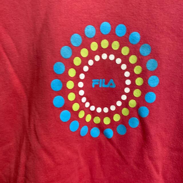 FILA(フィラ)のフィラ Tシャツ レディースのトップス(Tシャツ(半袖/袖なし))の商品写真