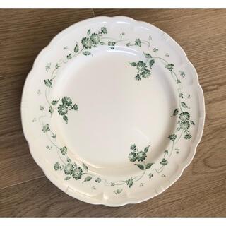 ニッコー(NIKKO)の未使用★NIKKO 6枚組アンティーク優しい花柄の大皿 パスタやオードブルに(食器)
