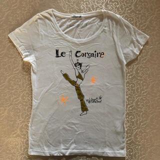 チャコット(CHACOTT)のチャコット Tシャツ Sサイズ(ダンス/バレエ)