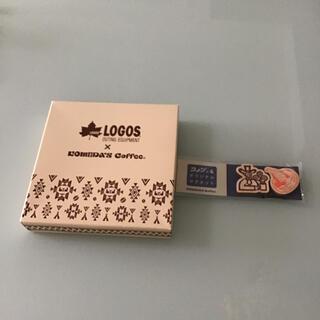 ロゴス(LOGOS)のコメダ珈琲 2021福袋 プレート&マグネット(ノベルティグッズ)