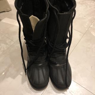 グッチ(Gucci)のGUCCI スノーブーツ 37 ☆(レインブーツ/長靴)