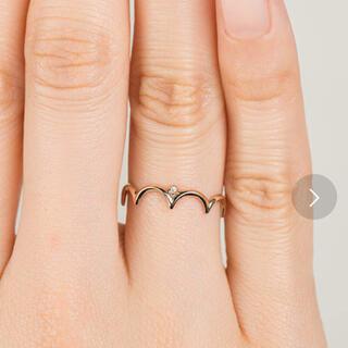 オーロラグラン(AURORA GRAN)のmamemame様専用AURORA GRAN オーロラグラン シュプールリング (リング(指輪))