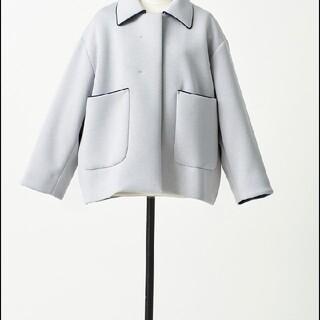 ドゥロワー(Drawer)のyoriボンディングジャケット今期完売ヨリ(ブルゾン)