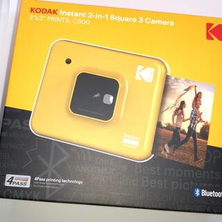コダック インスタントカメラプリンター C300(フィルムカメラ)