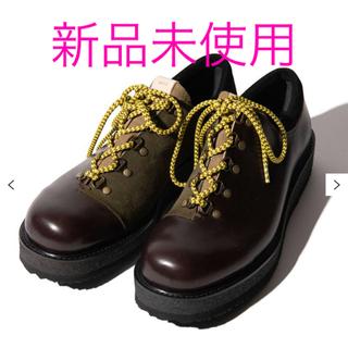 グラム(glamb)の新品未使用 glamb(グラム) Watts mountain boots (ブーツ)