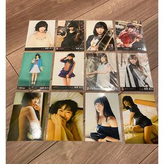 エイチケーティーフォーティーエイト(HKT48)の指原莉乃 シングル曲 写真集 ポストカード 12枚セット(アイドルグッズ)