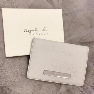 agnes b. - アニエスべー パスケース カードケース