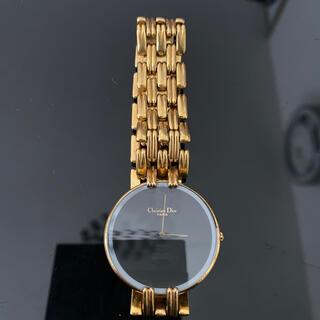 Christian Dior - クリスチャンディオールブラックムーン腕時計メンズChristian Dior