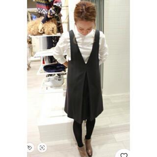 IENA - ★美品★IENA ダブルクロスジャンパースカート Sサイズ