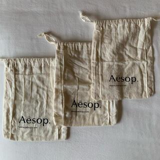 イソップ(Aesop)のaesopの巾着袋(ポーチ)