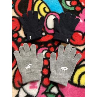 ナイキ(NIKE)のNIKE 手袋 子供用(手袋)