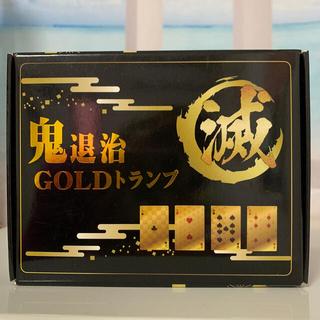鬼退治 GOLDトランプ(トランプ/UNO)