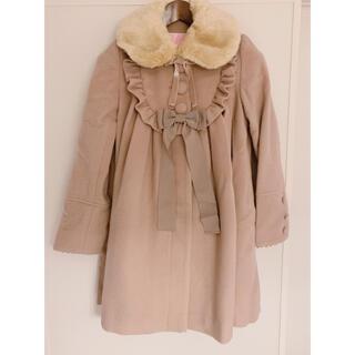 アンジェリックプリティー(Angelic Pretty)のAngelic Pretty Marianne Coat(ロングコート)