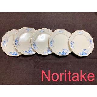 ノリタケ(Noritake)のNoritake Ivory China ノリタケ5枚セット♪(食器)