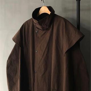 バーブァー(Barbour)のBarbour stockman coat (トレンチコート)