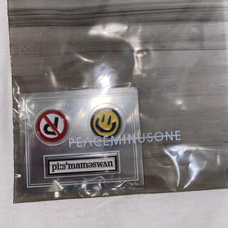 PEACEMINUSONE - Peaceminusone  PIN SET #1