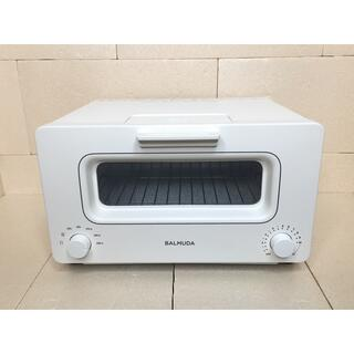 バルミューダ(BALMUDA)のBALMUDA The Toaster K01E-WH 展示未使用品(調理機器)