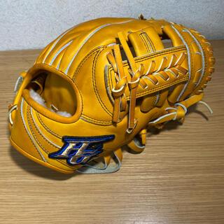 ハイゴールド(HI-GOLD)のハイゴールド 硬式 内野手 グローブ(グローブ)