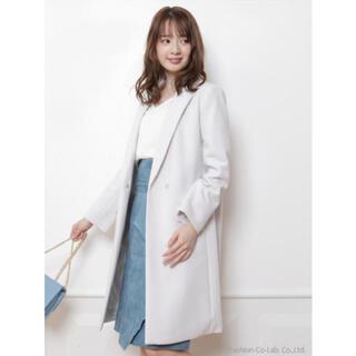 ジャスグリッティー(JUSGLITTY)の2018春購入♡スプリングコート スプリングチェスター (チェスターコート)