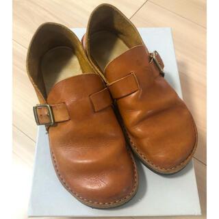 イルビゾンテ(IL BISONTE)のIL BISONTE レディース革靴(ローファー/革靴)