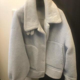 スタニングルアー(STUNNING LURE)のスタニングルアー  エコムートンショートジャケット(ムートンコート)