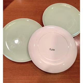 ノリタケ(Noritake)の東洋陶器 夏虫色レトロ皿 3枚(食器)