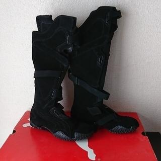 プーマ(PUMA)のPUMA モストロ アルト ブーツ ブラック 天然皮革(ブーツ)