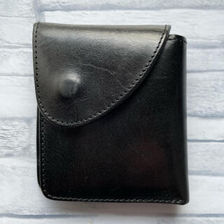 エンダースキーマ(Hender Scheme)のHender Scheme エンダースキーマ 財布 ウォレット ブラック(折り財布)