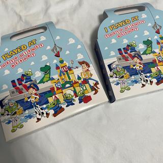 ディズニー(Disney)の【未開封】ディズニーリゾート トイストーリーグミキット2個(菓子/デザート)