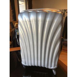 サムソナイト(Samsonite)のサムソナイト スーツケース スピナー69 シルバー(トラベルバッグ/スーツケース)