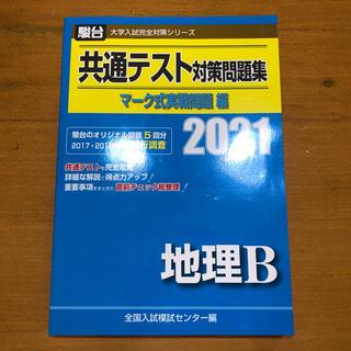 駿台 大学入試完全対策シリーズ 共通テスト 地理B(語学/参考書)