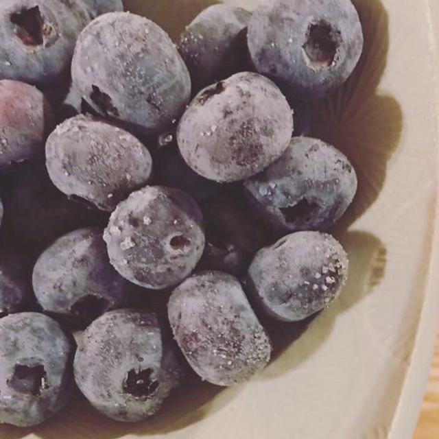 Happylife2016様専用 冷凍ブルーベリー  6キロ  食品/飲料/酒の食品(フルーツ)の商品写真