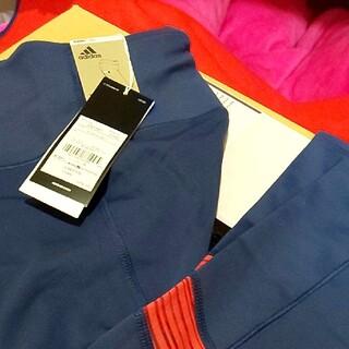 アディダス(adidas)のadidasインディゴ「グローリレッド&ブルー」(スキニーパンツ)