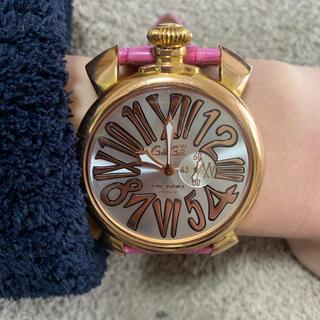 ガガミラノ(GaGa MILANO)の【ガガミラノ】マヌアーレ 48mm(腕時計)
