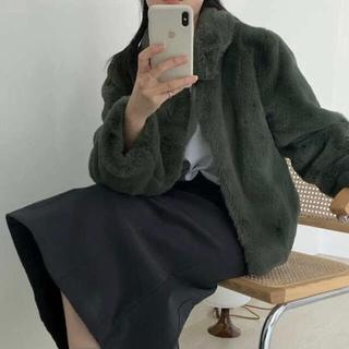 スタイルナンダ(STYLENANDA)の韓国ファッション♡ファージャケット(毛皮/ファーコート)
