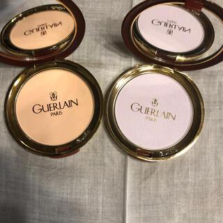 ゲラン(GUERLAIN)のゲラン  GUELRAIN プードル プレッセ  2色(フェイスパウダー)