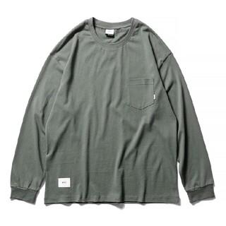 W)taps - 20SS wtaps WTVUA ロンT Tシャツ