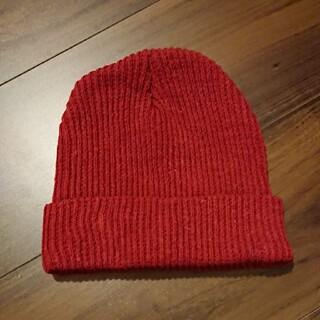 スリーコインズ(3COINS)のスリーコインズ ニット帽 キッズ(帽子)