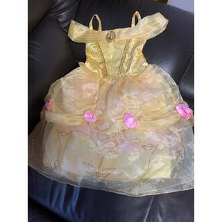 ディズニー(Disney)のハロウィン ベル プリンセス ディズニー サイズ3  100cm(ドレス/フォーマル)