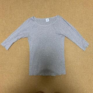プチバトー(PETIT BATEAU)のプチバトー 5部袖 カットソー(カットソー(長袖/七分))
