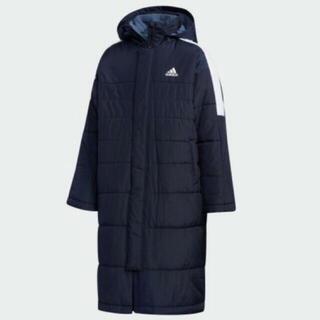 アディダス(adidas)の新品★アディダス ベンチコート キッズ 130★(コート)