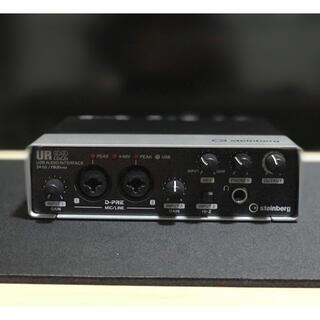 ヤマハ(ヤマハ)のYAMAHA steinberg UR22 USB オーディオインターフェース(オーディオインターフェイス)