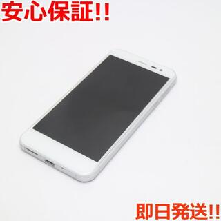 アンドロイドワン(Android One)の超美品 Y!mobile 507SH Android One ホワイト (スマートフォン本体)