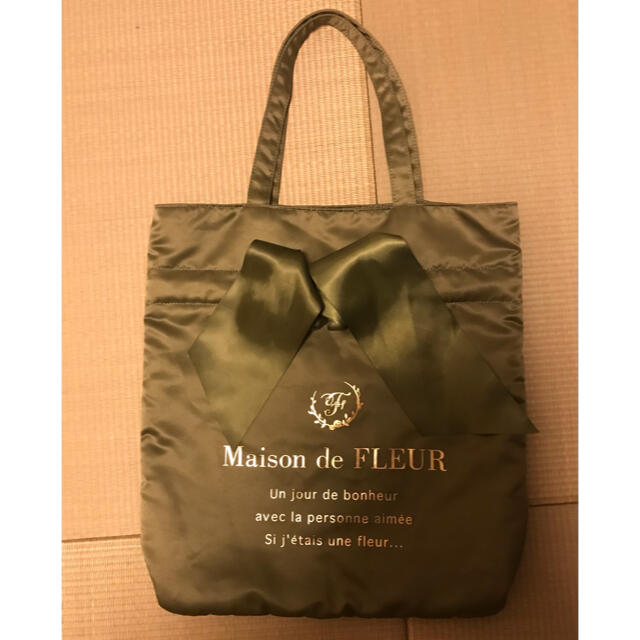 Maison de FLEUR(メゾンドフルール)の京都限定 トートバッグ レディースのバッグ(トートバッグ)の商品写真