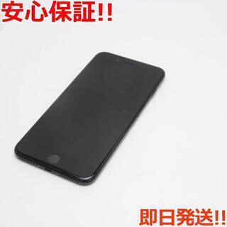 アイフォーン(iPhone)の良品中古 SIMフリー iPhone7 PLUS 128GB ジェットブラック (スマートフォン本体)