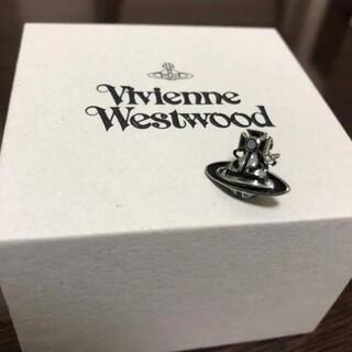 ヴィヴィアンウエストウッド(Vivienne Westwood)のvivienne westwood ピアス 黒(ピアス(片耳用))