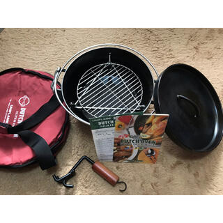ユニフレーム(UNIFLAME)のユニフレーム ダッチオーブン 10インチ(調理器具)
