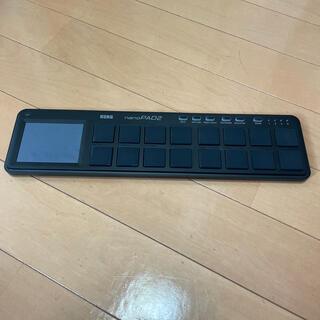 コルグ(KORG)のコルグ KORG nanoPAD2(MIDIコントローラー)
