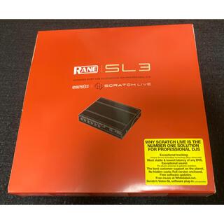 RANEデジタルDJシステムseratoSCRATCH LIVESL3国内正規品(DJコントローラー)